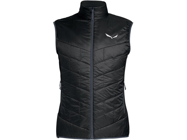 SALEWA Ortles Hybrid Tirol Wool Vest Heren, black out